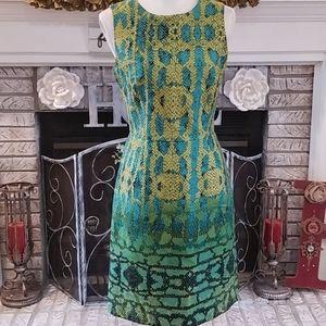 Muse dress, size 8